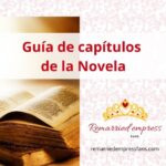 Guía de capítulos de la novela La emperatriz Divorciada en Naver