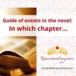 Novel chapter guide